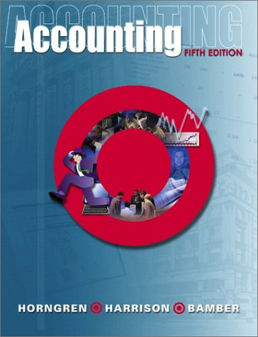 9780130720078: Accounting and Annual Report, Fifth Edition with CD Package 5