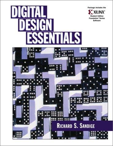 9780130721105: Digital Design Essentials and Xilinx 4.2i Package