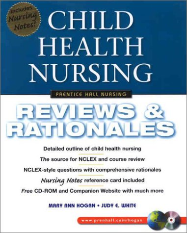 9780130724496: NCLEX Review for Child Health (Book for Windows 95/98/NT and Macintosh) 6-Copy Valuepack with CDROM
