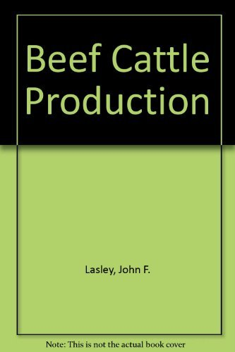 9780130726292: Beef Cattle Production