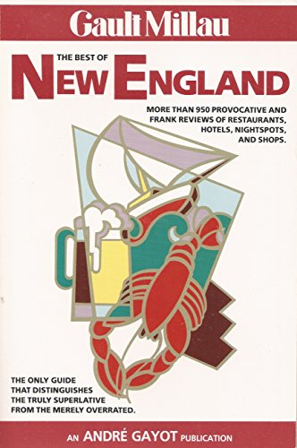 9780130728517: Best of New England (Gault Millau)