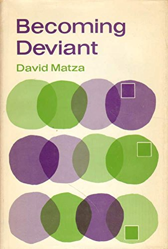 9780130734372: Becoming Deviant