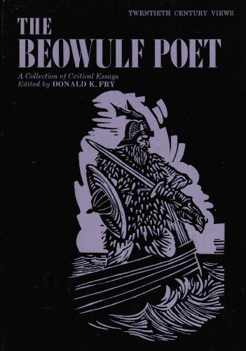 9780130735287: Beowulf Poet: A Collection of Critical Essays (20th Century Views)