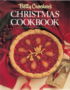 Betty Crocker's Christmas Cookbook: Crocker, Betty