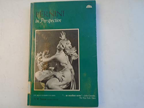 9780130744920: Bernini in Perspective (The Artists in perspective series)