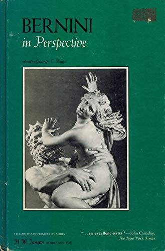 9780130745002: Bernini in Perspective (The Artists in perspective series)