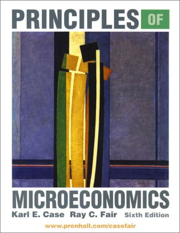 9780130746436: Principles of Microeconomics and ActiveEcon CD Package (6th Edition)