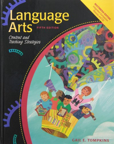 9780130746894: Language Arts: Content and Teaching Strategies, 5th edition