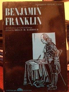 9780130748492: Benjamin Franklin: A Collection of Critical Essays