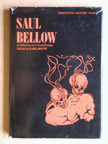 9780130748720: Saul Bellow: A Collection of Critical Essays (20th Century Interpretations)
