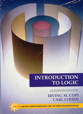 9780130749215: Introduction to Logic: AND Elogic Package
