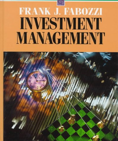 9780130749727: Investment Management