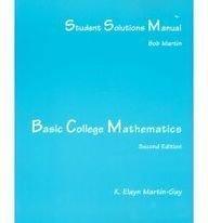 9780130752222: Basic College Mathematics