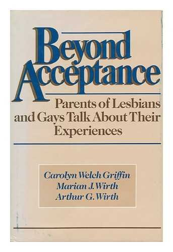 9780130759382: Beyond Acceptance: Parents of Lesbians and Gays Talk About Their Experiences