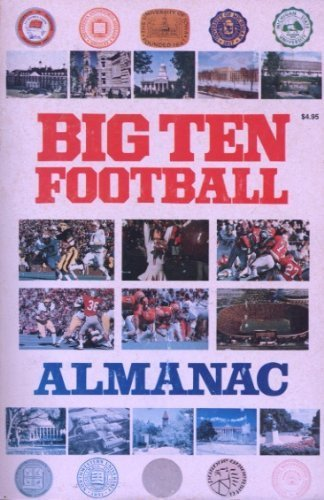 9780130762245: Big Ten Football Almanac