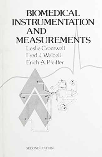 Biomedical Instrumentation and Measurements: Erich A. Pfeiffer;