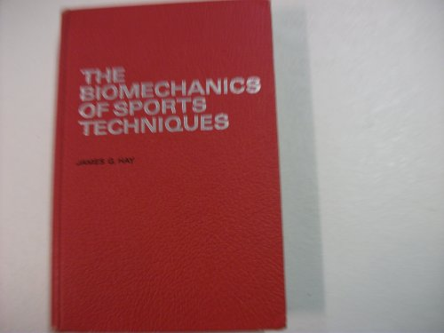 9780130771155: Biomechanics of Sport Techniques, The