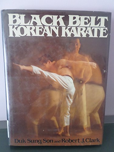 9780130776693: Black Belt Korean Karate