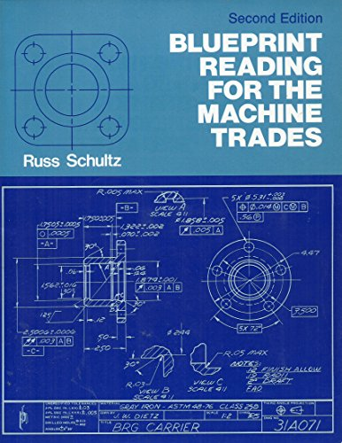9780130777102: Blueprint Reading for the Machine Trades
