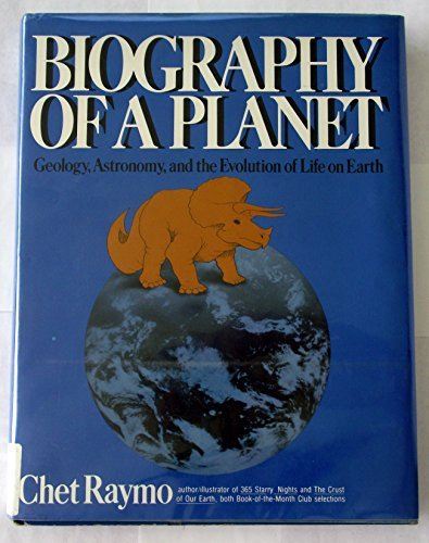 9780130782212: Biography of a planet: Geology, astronomy, and the evolution of life on earth (PHalarope books)