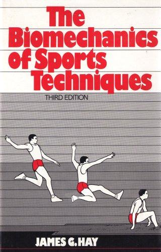 9780130784940: The Biomechanics of Sports Techniques