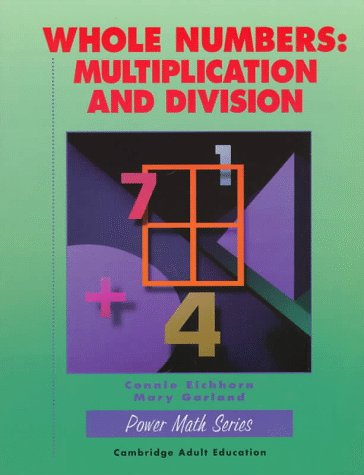 9780130788412: Whole Numbers: Multiplication and Division (Power Math Series)