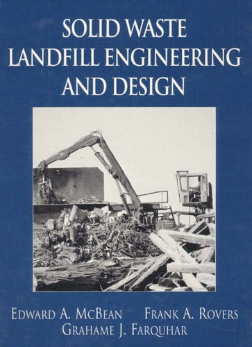 9780130791870: Solid Waste Landfill Engineering and Design