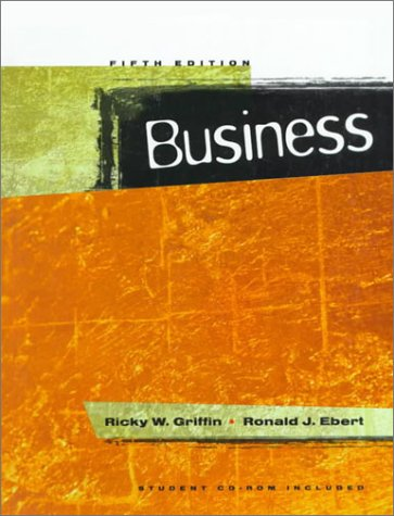9780130796110: Business (5th Edition)