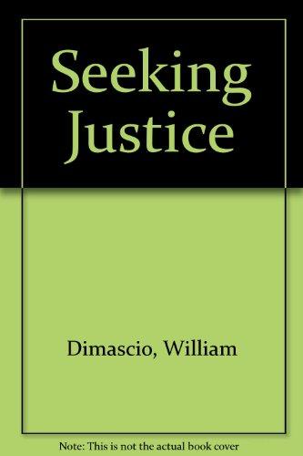 9780130796127: Seeking Justice