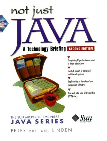 9780130796608: Not Just Java (2nd Edition)