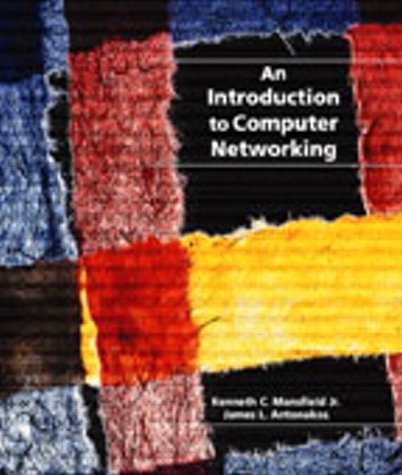 9780130796936: Introduction to Computer Networking for Engineering and Technology