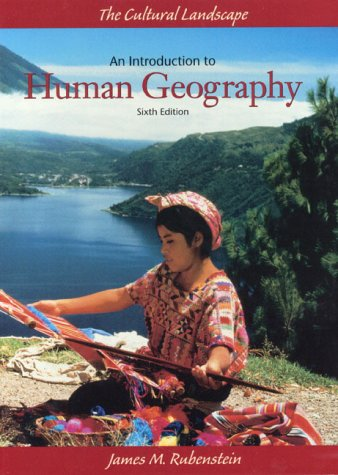 9780130797780: Cultural Landscape, The: An Introduction to Human Geography