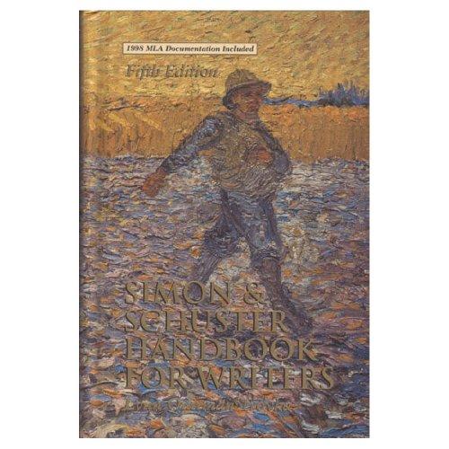 9780130797834: Simon & Schuster Handbook for Writers