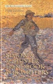 Simon & Schuster Handbook for Writers: Lynn Quitman Troyka