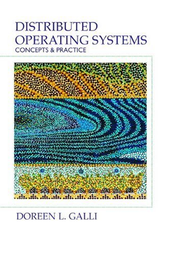 9780130798435: Distributed Operating Systems: Concepts and Practice
