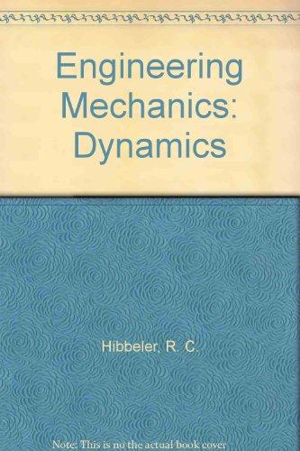 9780130798596: Engineering Mechanics: Dynamics