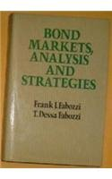 9780130799227: Bond Markets, Analysis and Strategies