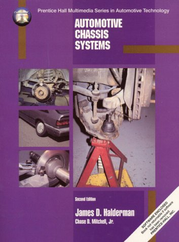 9780130799708: Automotive Chassis Systems: Reprint Pkg. (2nd Edition)