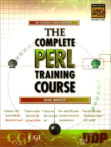 9780130799807: Complete PERL Training Course, The
