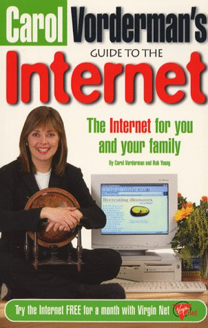 9780130799838: Carol Vorderman's Guide to the Internet