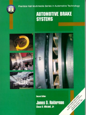 9780130800411: Automotive Brake Systems Reprint Package (2nd Edition)