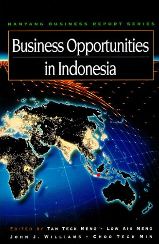 9780130800831: Business Opportunities in Indonesia (Nanyang Business Report)