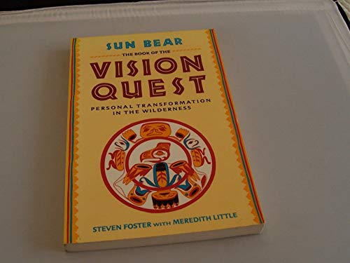 9780130801104: The Book of Vision Quest