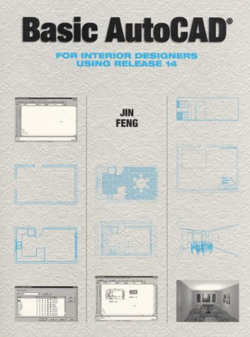 9780130801111: Basic Autocad for Interior Designers Using Release 14