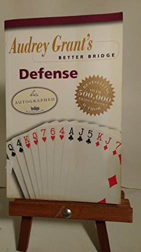 9780130801180: Audrey Grant's Better Bridge: Defense