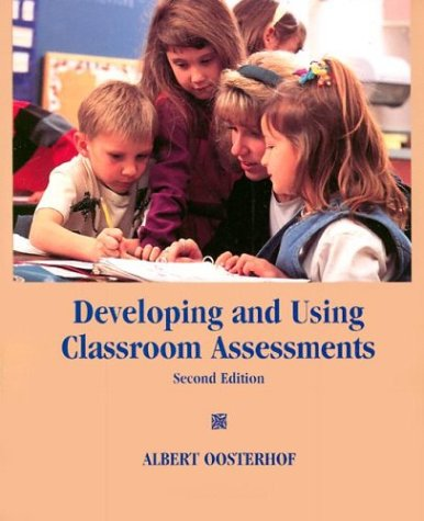 9780130801302: Developing and Using Classroom Assessments (2nd Edition)