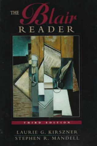 9780130801401: Blair Reader, The