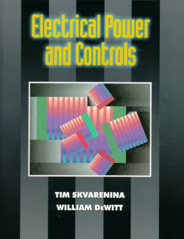 9780130801821: Electrical Power and Controls