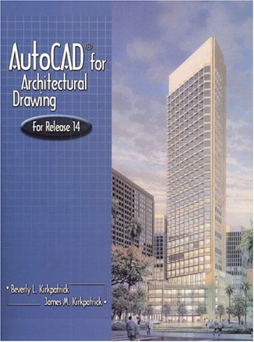 9780130802637: AutoCAD for Architectural Drawing