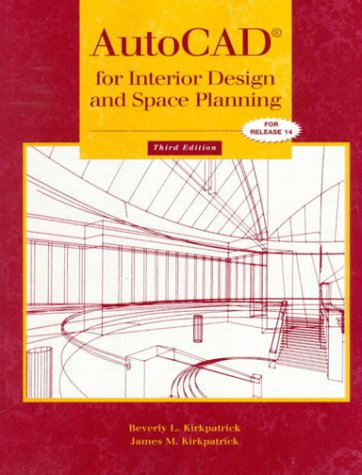 9780130802644: Autocad for Interior Design and Space Planning: For Release 14